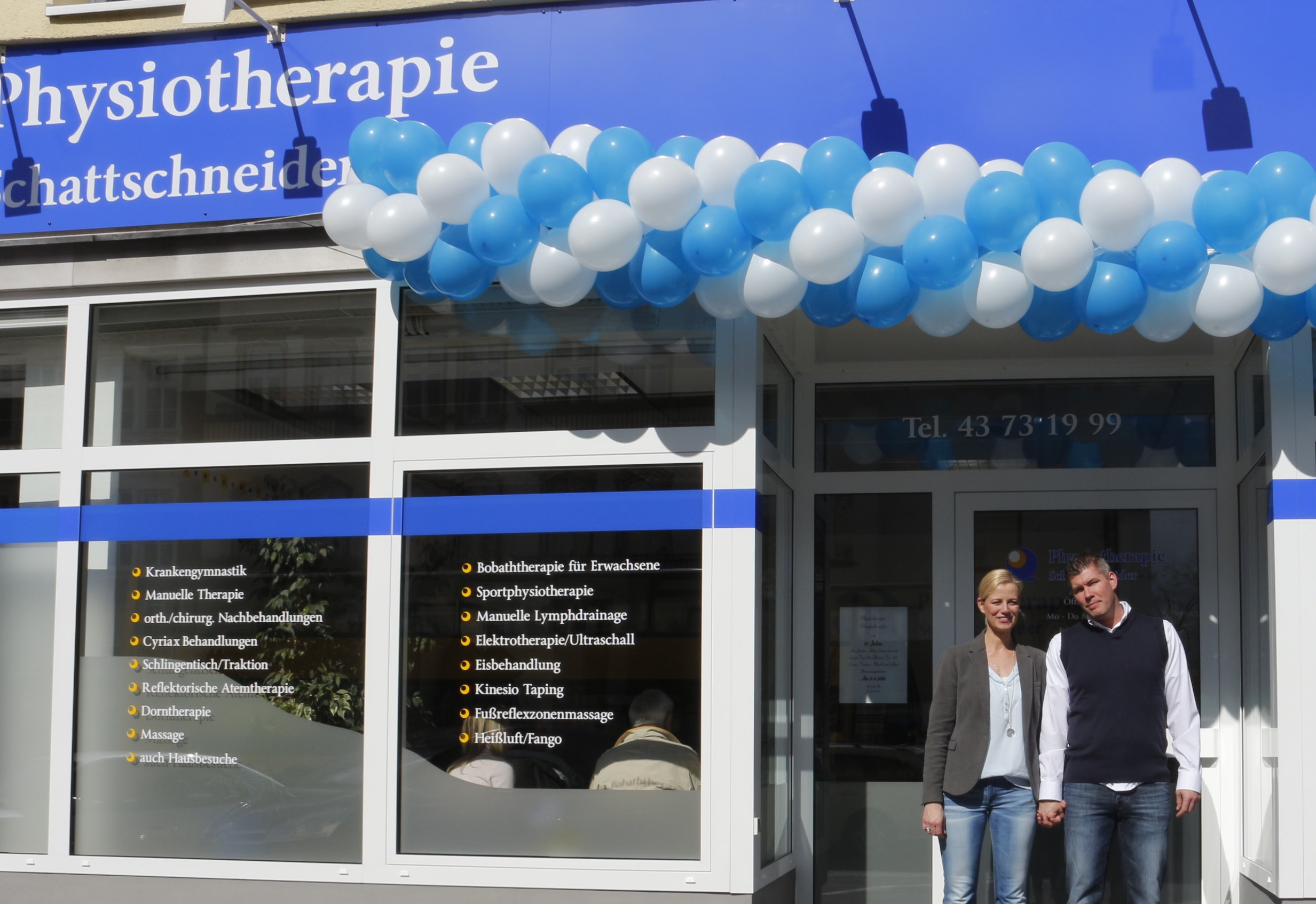 Physiotherapie Borsigwalde